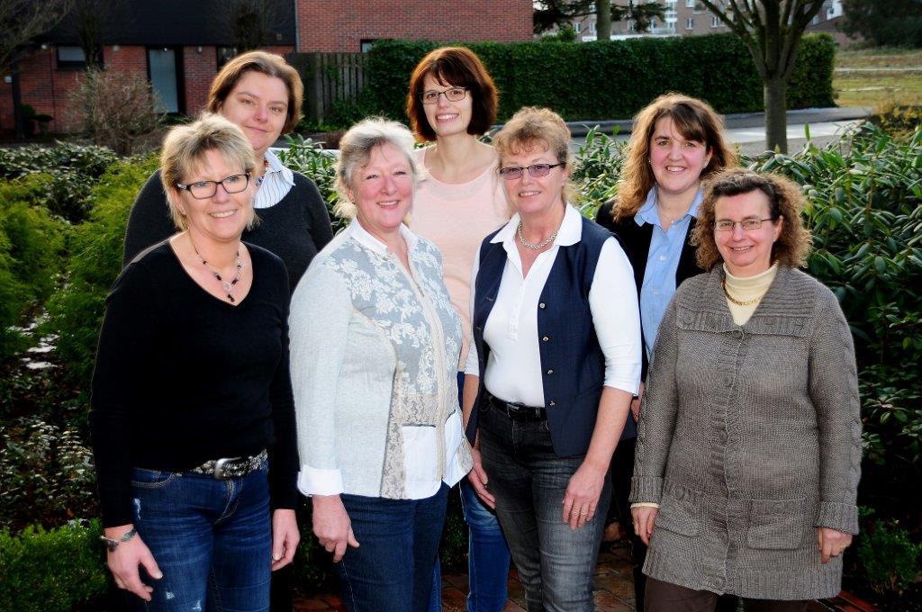 Dorfhelferinnen Ammerland Team